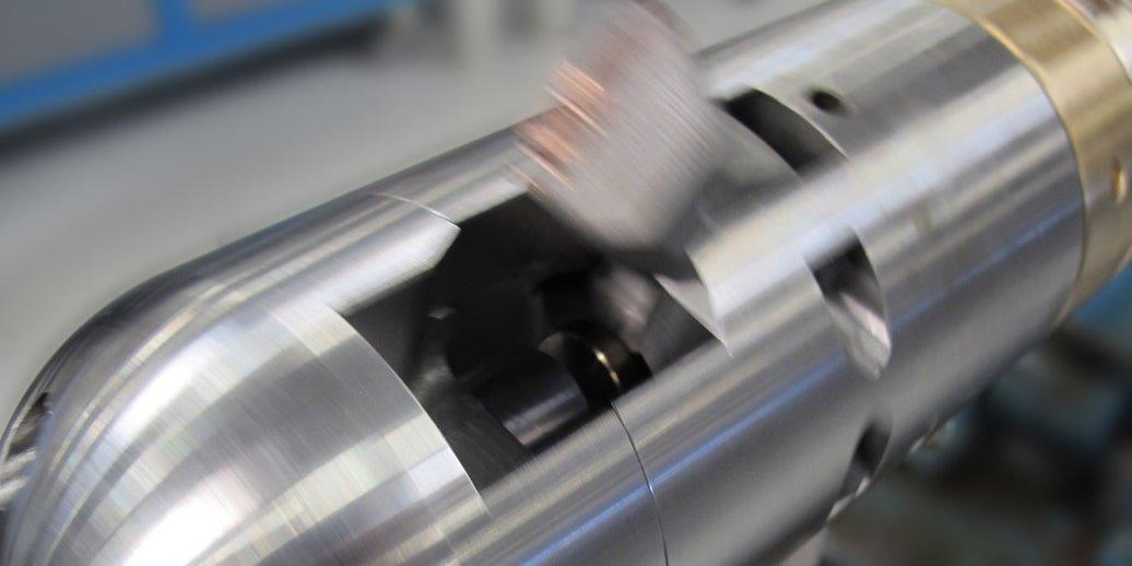 JCA182954 Cut it out Well Cutter® cuts stuck tubulars