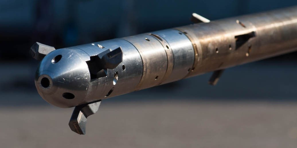 JGER155114 E-Line mechanical cutter seven cuts in a single run - Well Intervention - Welltec