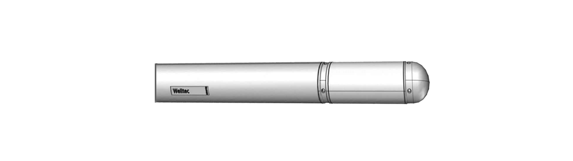 Welltec Fluid Imager (WFI) hori