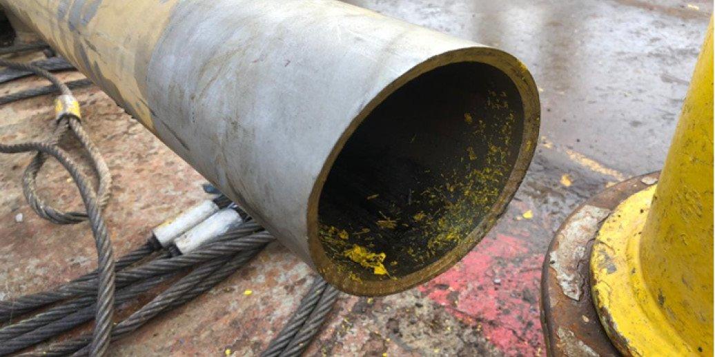JMA202761 Shell Malikai tubing cutting - Welltec Intervention - Welltec