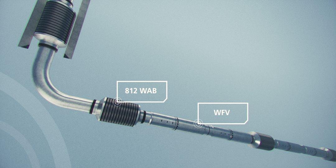 WAB - Welltec Annular Barrier & WFV - Welltec Flow Valve - case story JRU17309