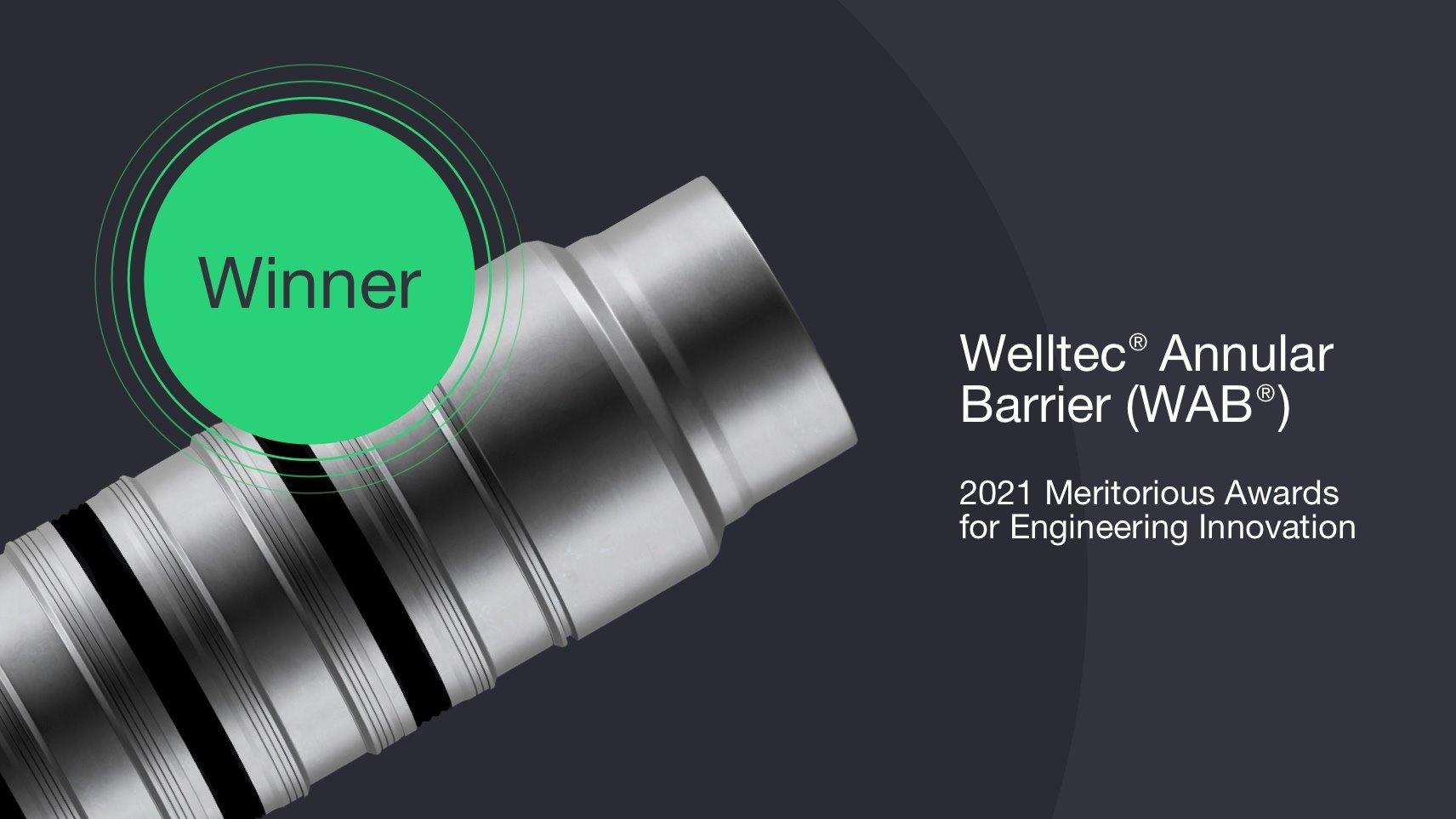 Hart Award for WAB